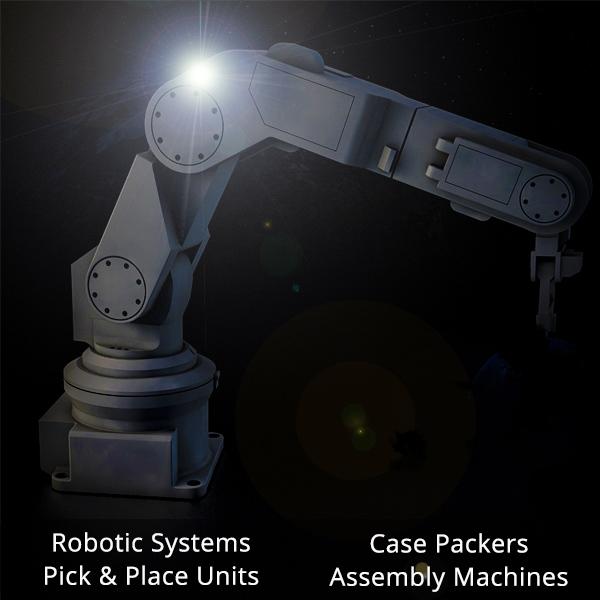 Instant Knowledge - Robotics / Pick & Place