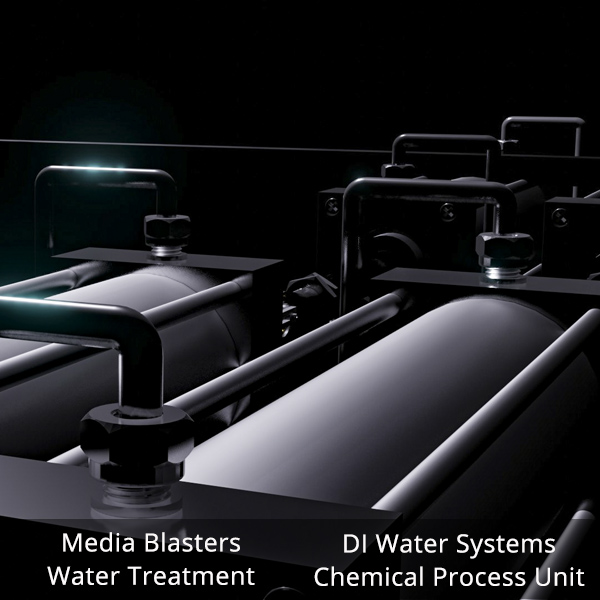 Instant Knowledge - Media Blasters / DI Water Systems
